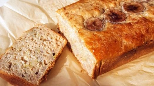 My signature bake - the classic banana loaf