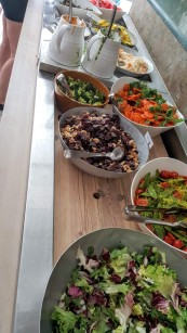 Another trip to Powau - such fresh and exciting food!