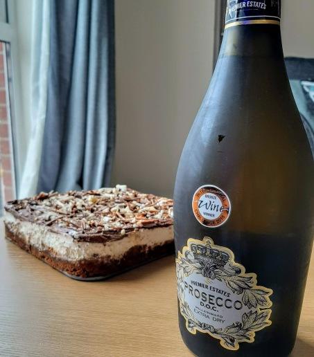 Premier Estates' Prosecco - crisp and delicious!